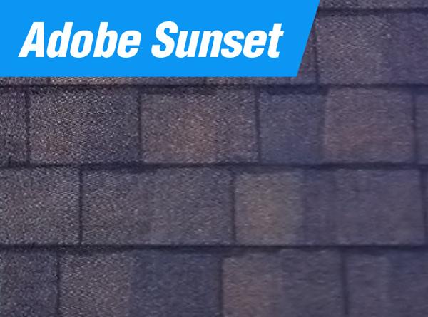 Adobe Sunset